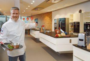 Jörg Ilzhöfers neue Küche